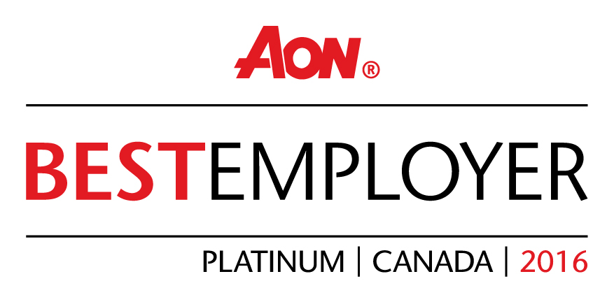 Aon Best Employer in Canada
