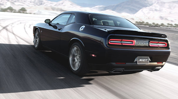 Dodge Challenger in Pincher Creek