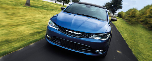 Chrysler 200 Claresholm