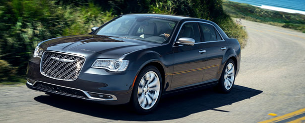 Chrysler 300 Claresholm