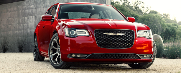 Chrysler 300 Lethbridge