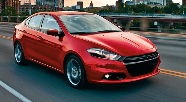 Dodge Dart Claresholm
