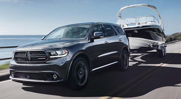 Dodge Durango Claresholm