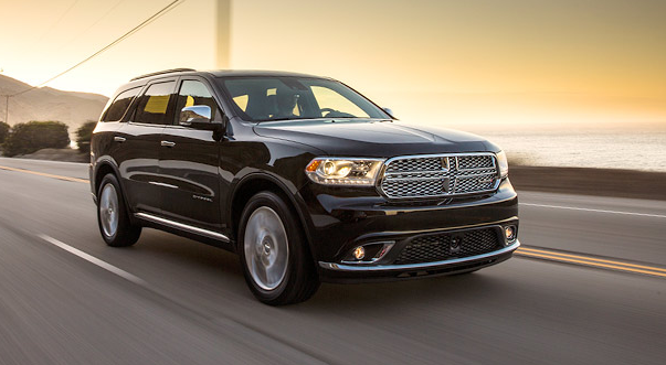 Dodge Durango Lethbridge
