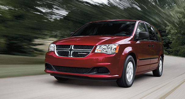 Dodge Grand Caravan Claresholm