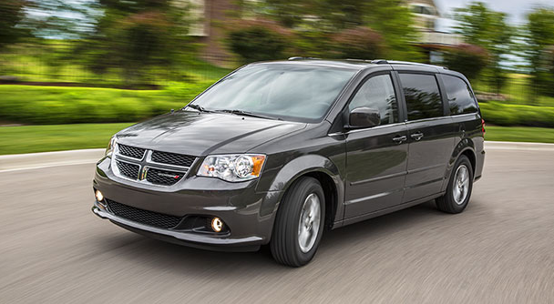 Dodge Grand Caravan Nanton