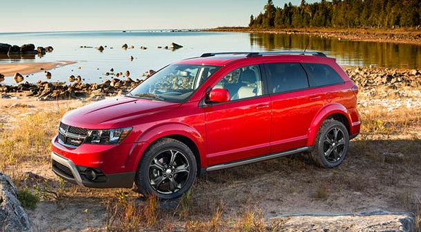 Dodge Journey Claresholm