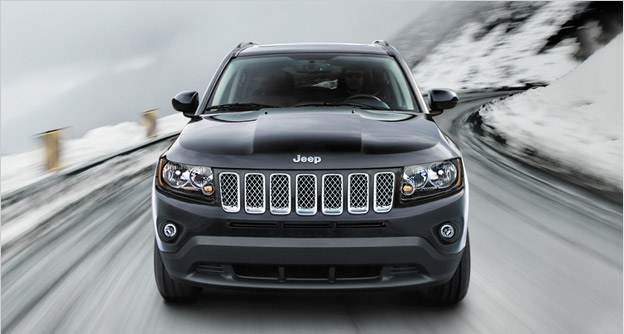 Jeep Compass in Fort Macleod