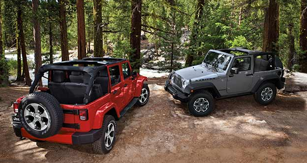 Jeep Wrangler Claresholm