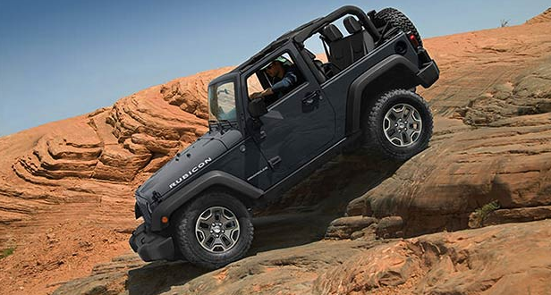 Jeep Wrangler Lethbridge