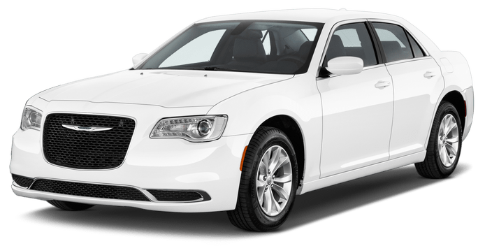 2016 Chrysler 300 white