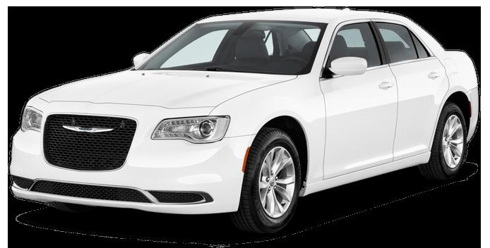 2016 Chrysler 300 white