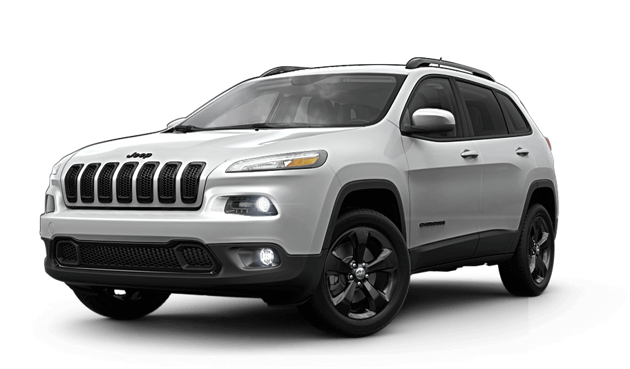 2016 jeep cherokee altitude white
