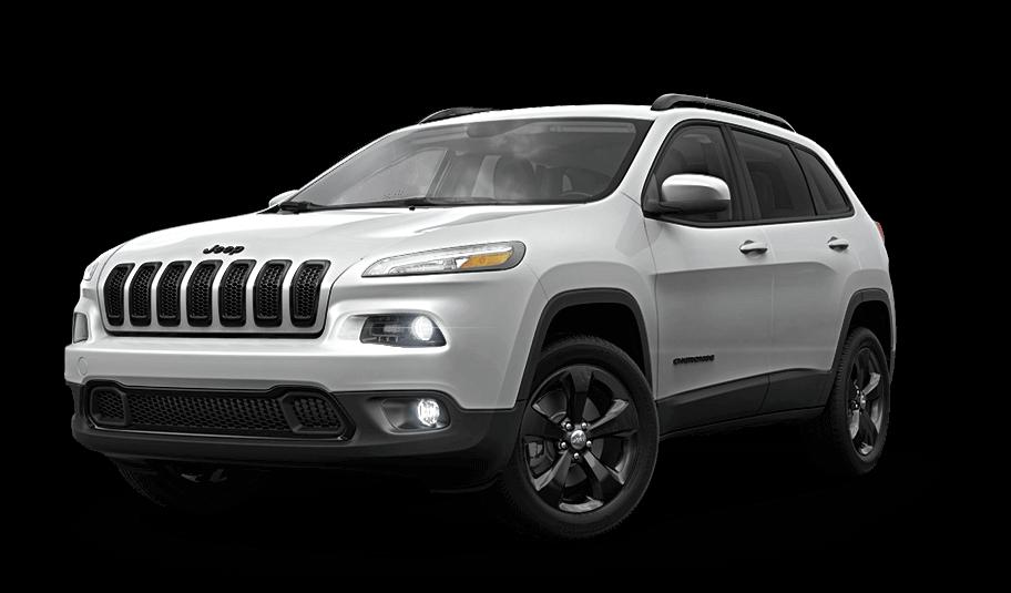 2016 jeep cherokee altitude white