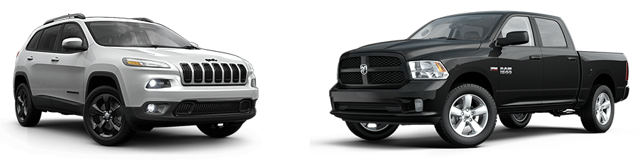 ram and jeep