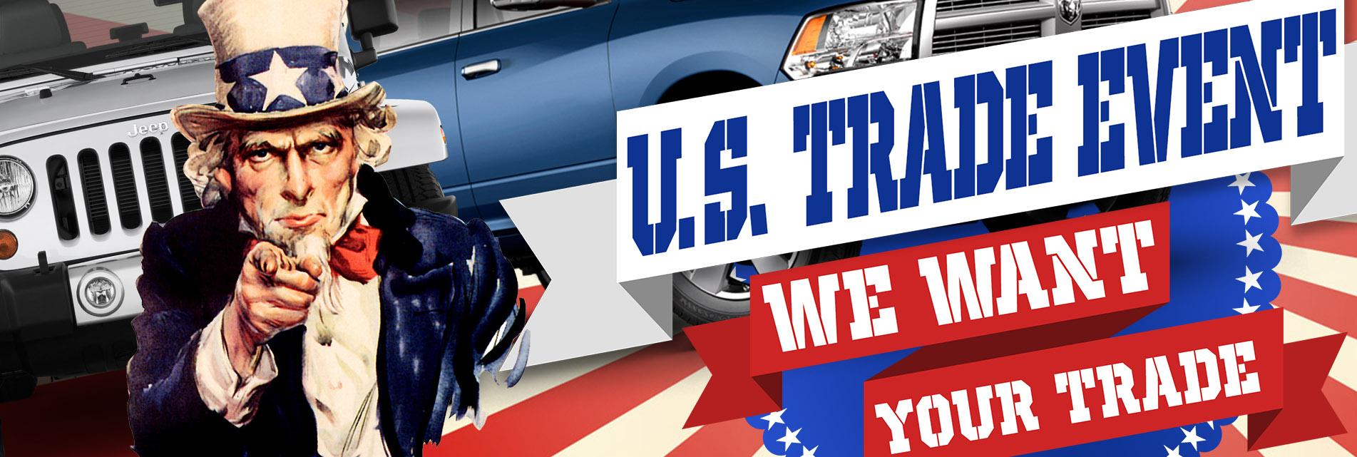 U.S. Trade Event Crowsnest Pass