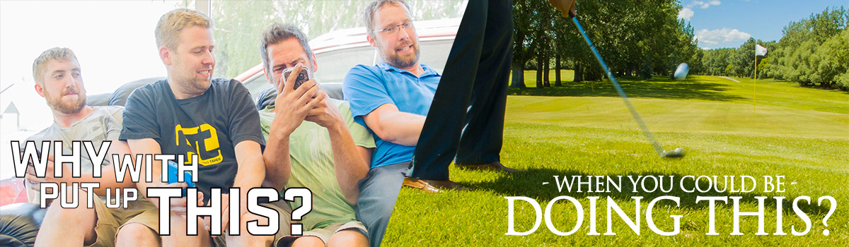 Davis Dodge Golf Fort Macleod