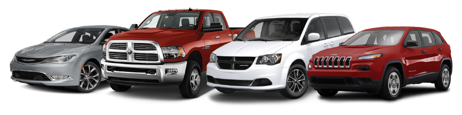 Chrysler, RAM, Dodge, Jeep